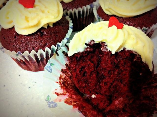 Donna Hay Red Velvet Layer Cake