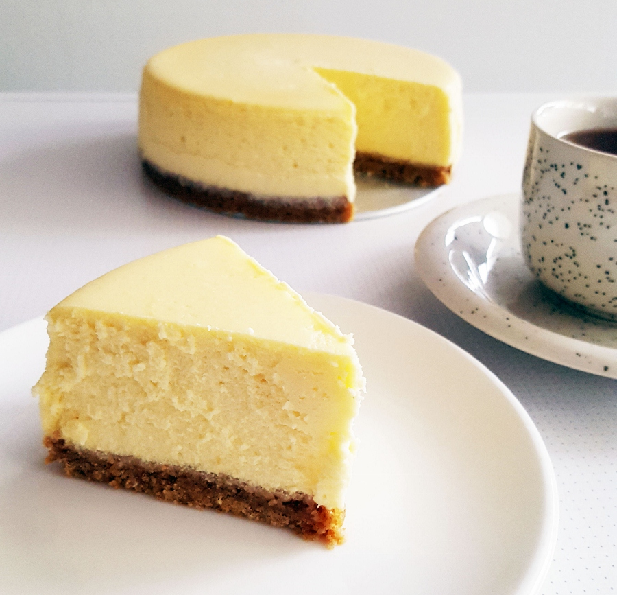 New York Cheesecake Recipe Hungry Bird