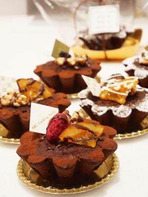 Cake au Chocolat