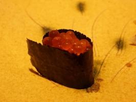 Salmon roe in special stock | Ikura