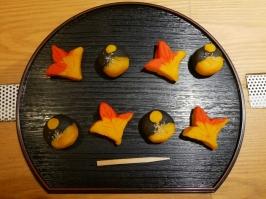 Kabocha (Pumpkin) Nerikiri