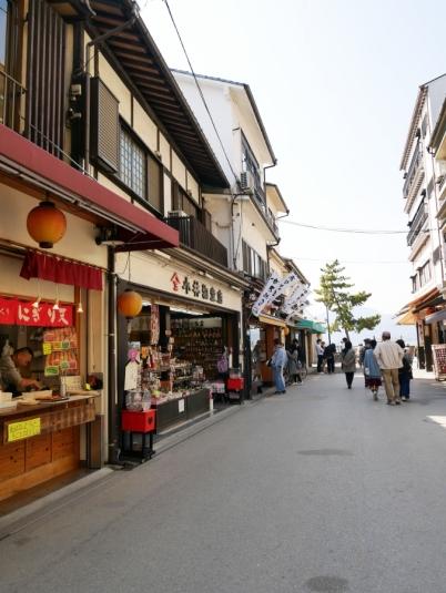 Miyajima Shopping Street