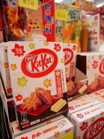 Momiji Manju Kit Kat