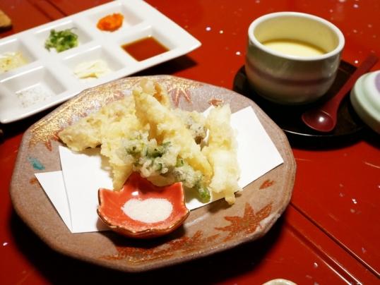 Deep Fried Dish: Tempura