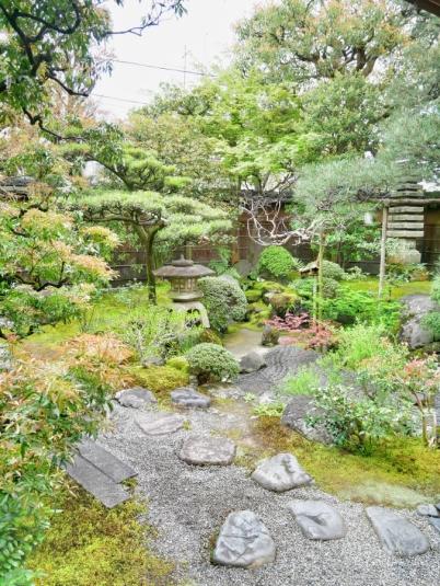 茶寮 宝泉 - Garden