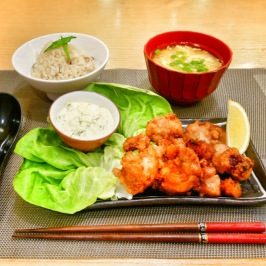 Crispy and Juicy Karaage
