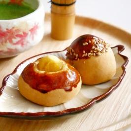 Kuri Manju 栗饅頭