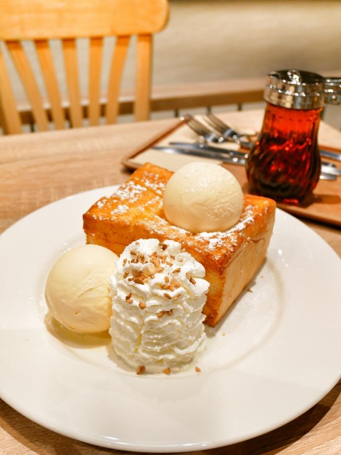 Shibuya Toast ฿195