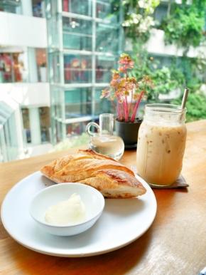 Ice Cafe Latte ฿120
