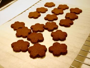 Leftover tart dough becomes cookies!
