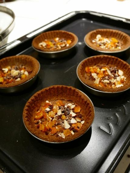 Tartlettes au Chocolat