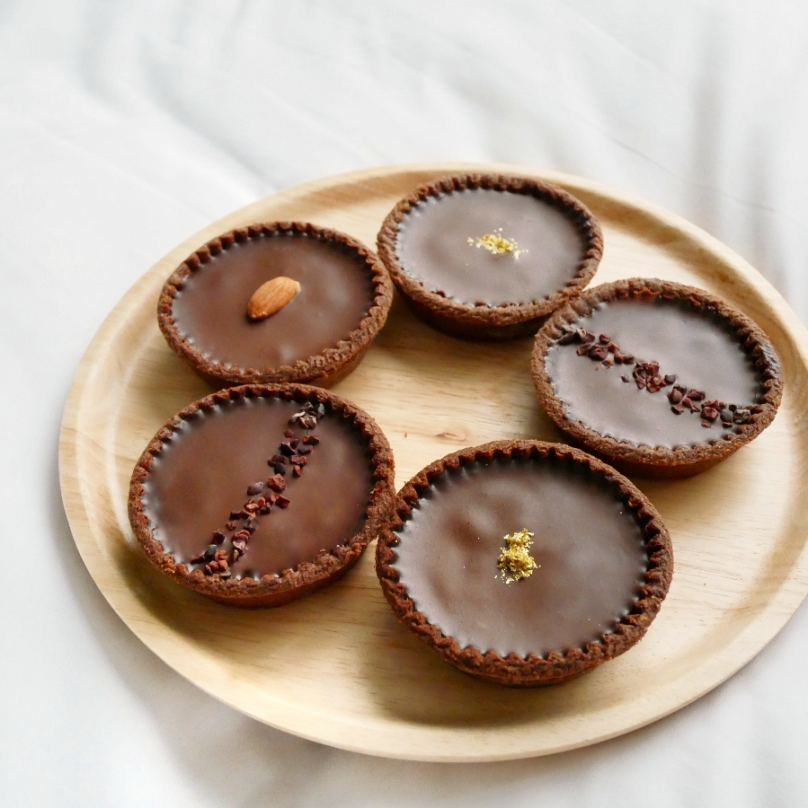 Tartelettes au Chocolat (Thailand)