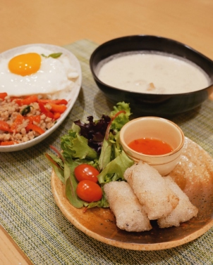 Popular Ethnic Thai Meal