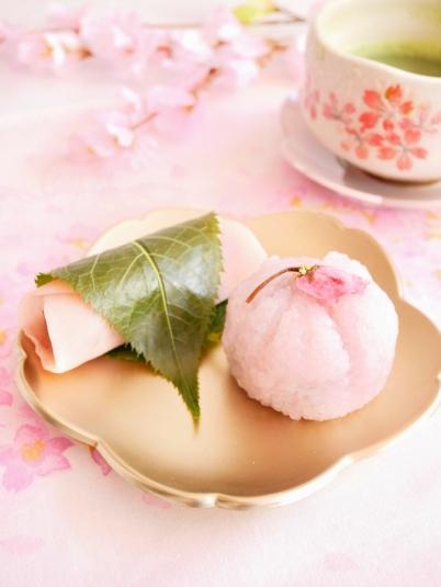 Sakura-mochi 桜餅