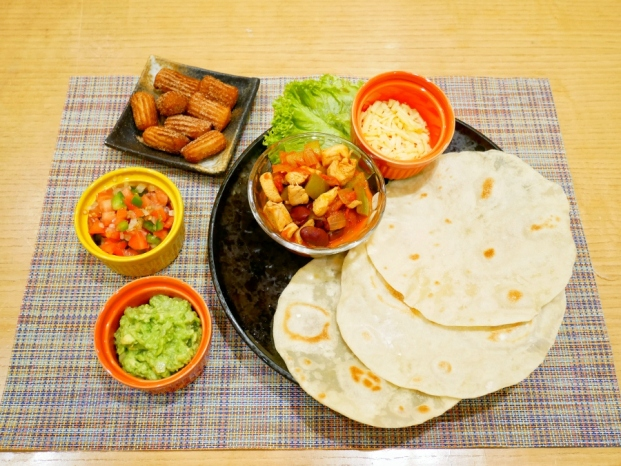 All-Time Favourite Mexican Meal