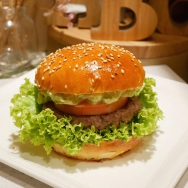 Burger for the Soul