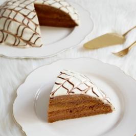 Gâteau Mocha