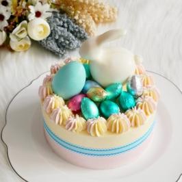 Easter Bunny Cake (Easter, 2021)