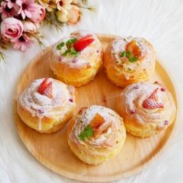 Flower Bread